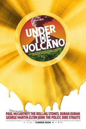 Poster: Under the Volcano