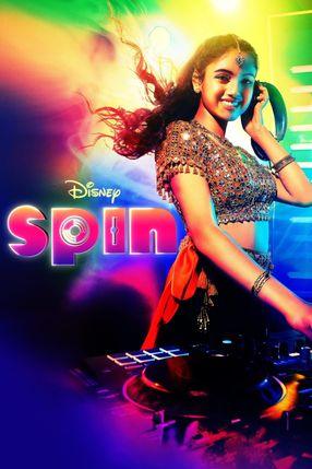 Poster: Spin – Finde deinen Beat