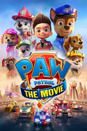Poster: PAW Patrol: The Movie