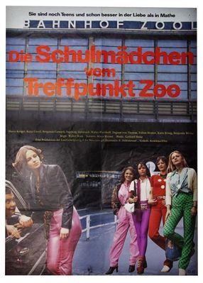 Poster: Die Schulmädchen vom Treffpunkt Zoo