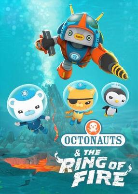 Poster: Die Oktonauten und der Feuerring