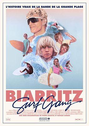 Poster: Biarritz Surf Gang