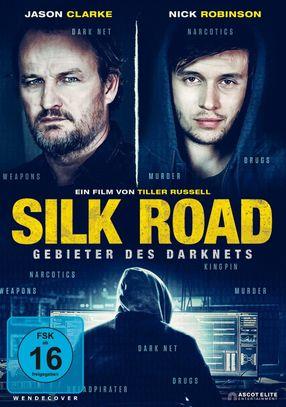 Poster: Silk Road - Gebieter des Darknets
