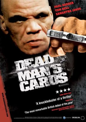 Poster: Dead Man's Cards
