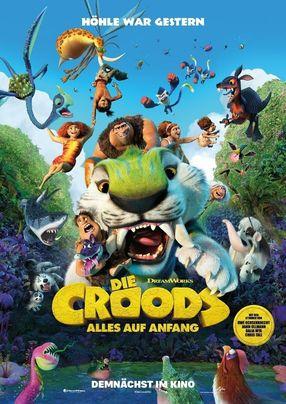 Poster: Die Croods - Alles auf Anfang
