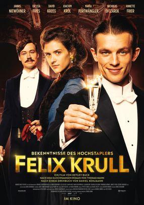 Poster: Bekenntnisse des Hochstaplers Felix Krull