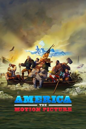 Poster: America Der Film