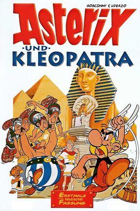 Poster: Asterix und Kleopatra