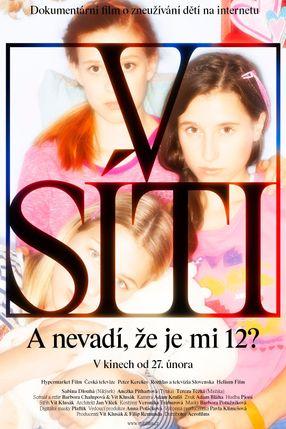 Poster: Gefangen im Netz