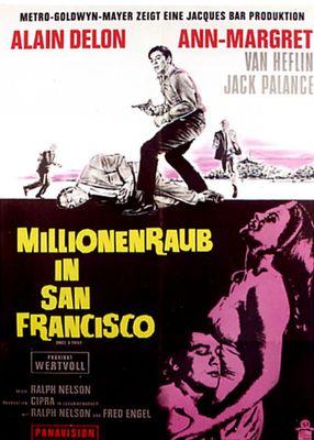 Poster: Millionenraub in San Francisco