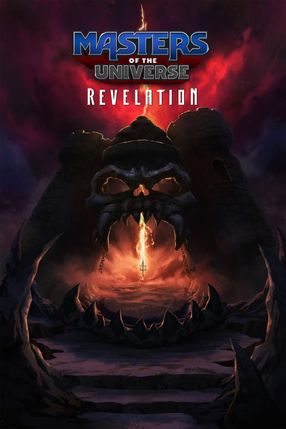 Poster: Masters of the Universe: Revelation