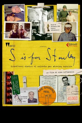 Poster: S Is for Stanley