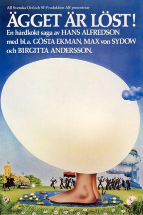 Poster: Ägget är löst!