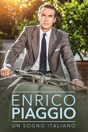 Poster: Enrico Piaggio - Un Sogno Italiano