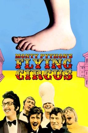 Poster: Monty Python's Flying Circus