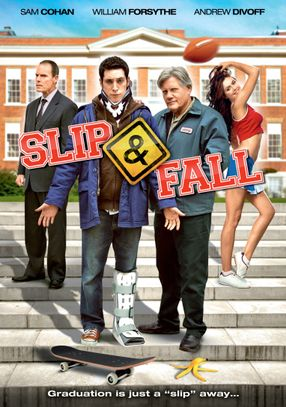 Poster: Slip and Fall