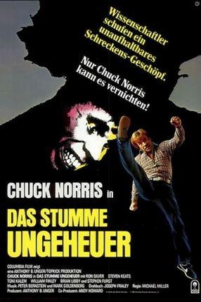 Poster: Das stumme Ungeheuer