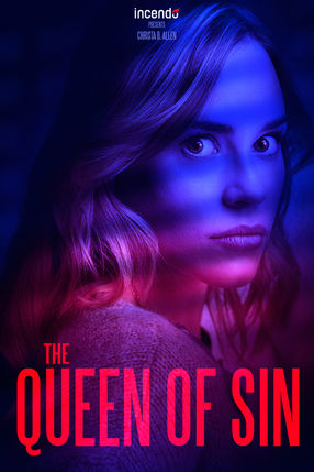 Poster: The Queen of Sin