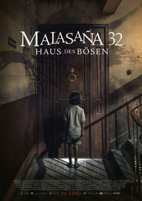 Poster: Malasaña 32 - Haus des Bösen