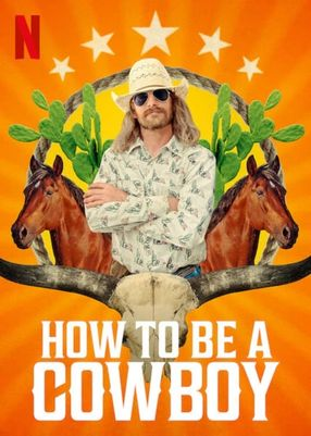 Poster: How to Be a Cowboy