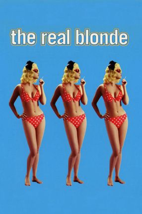 Poster: Echt Blond