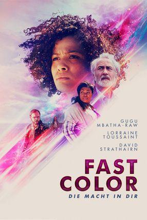 Poster: Fast Color - Die Macht in Dir