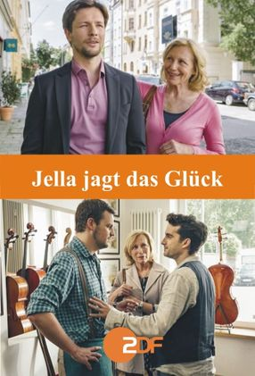 Poster: Jella jagt das Glück