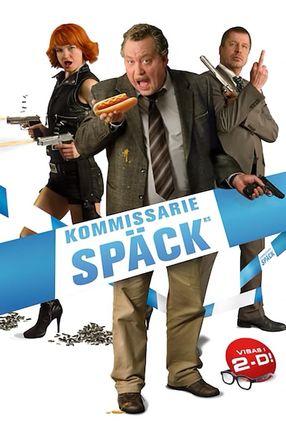 Poster: Kommissarie Späck