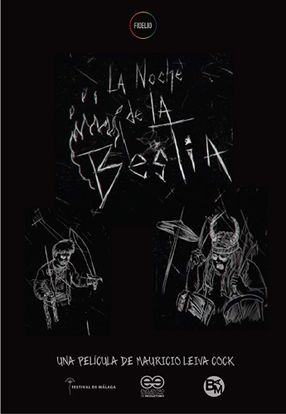 Poster: The Night of the Beast