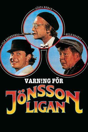 Poster: Beware of the Jönsson Gang