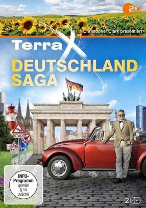 Poster: Terra X - Deutschland-Saga