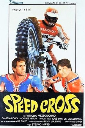 Poster: Speed Cross