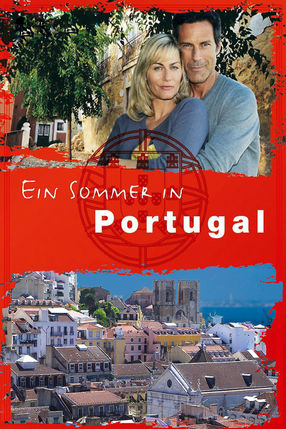 Poster: Ein Sommer in Portugal