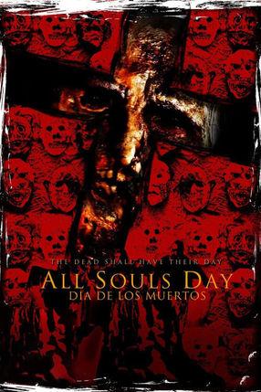 Poster: All Souls Day: Dia de los Muertos