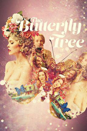 Poster: Die Sinnlichkeit des Schmetterlings