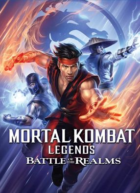 Poster: Mortal Kombat Legends: Battle of the Realms