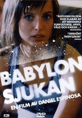 Poster: Babylonsjukan
