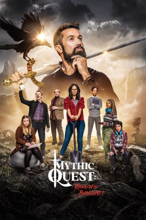 Poster: Mythic Quest: Raven's Banquet