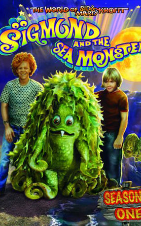 Poster: Sigmund and the Sea Monsters