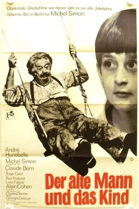 Poster: Der alte Mann und das Kind
