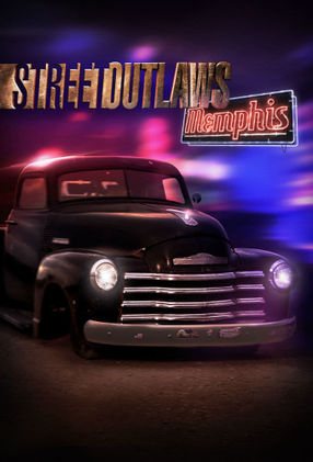 Poster: Street Outlaws: Memphis