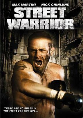 Poster: Street Warrior - Arena des Todes