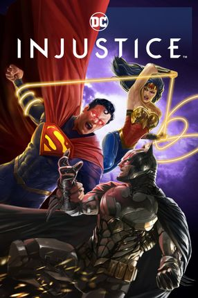 Poster: Injustice
