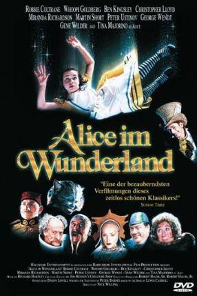Poster: Alice im Wunderland