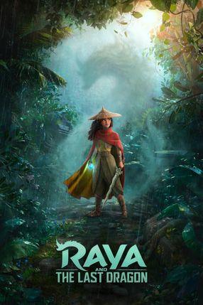 Poster: Raya und der letzte Drache