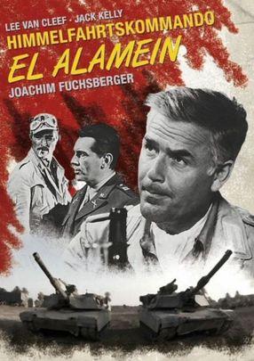 Poster: Himmelfahrtskommando El Alamein