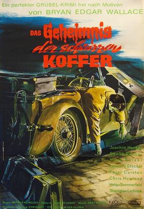 Poster: Das Geheimnis der schwarzen Koffer