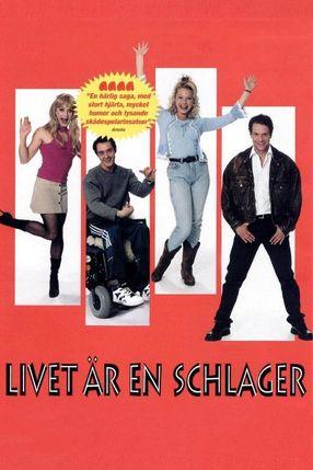 Poster: Livet är en schlager