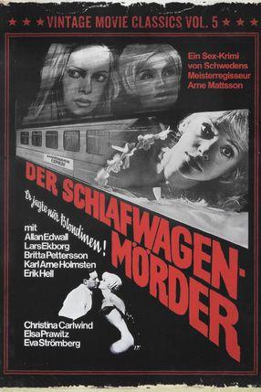 Poster: Der Schlafwagenmörder