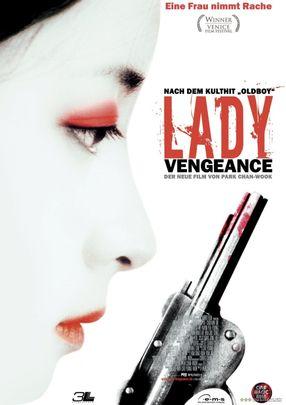 Poster: Lady Vengeance - Leben für die Rache